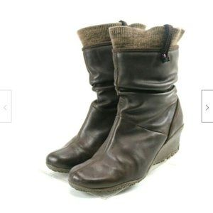 Merrell Lily Women's Mid Calf Boots Size 8.5